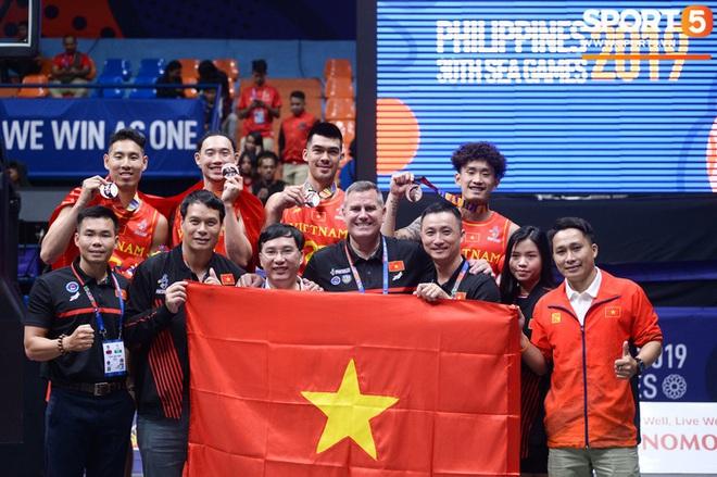 Với tấm huy chương lịch sử, HLV trưởng tuyển bóng rổ Việt Nam hướng đến những thành công mới trong tương lai - ảnh 4