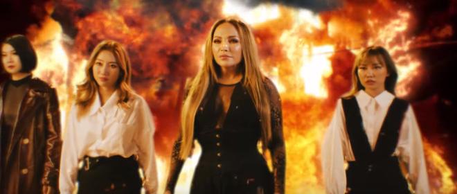 Thanh Hà lôi dàn chị em vào MV đậm chất nữ quyền, khói nổ đì đùng tưởng đâu Bad Blood của Taylor Swift phiên bản Việt? - ảnh 4