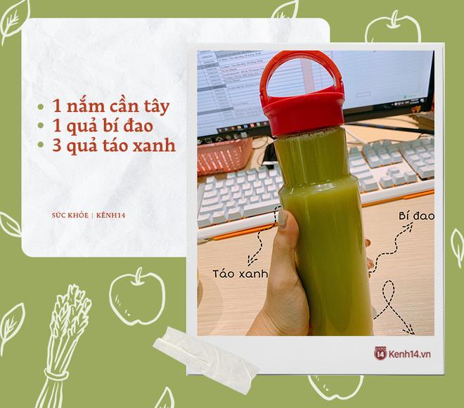Nghe 9x Sài Gòn gợi ý 6 công thức nước detox vừa dễ làm, vừa cải thiện da dẻ và sức khoẻ không ngờ - ảnh 5