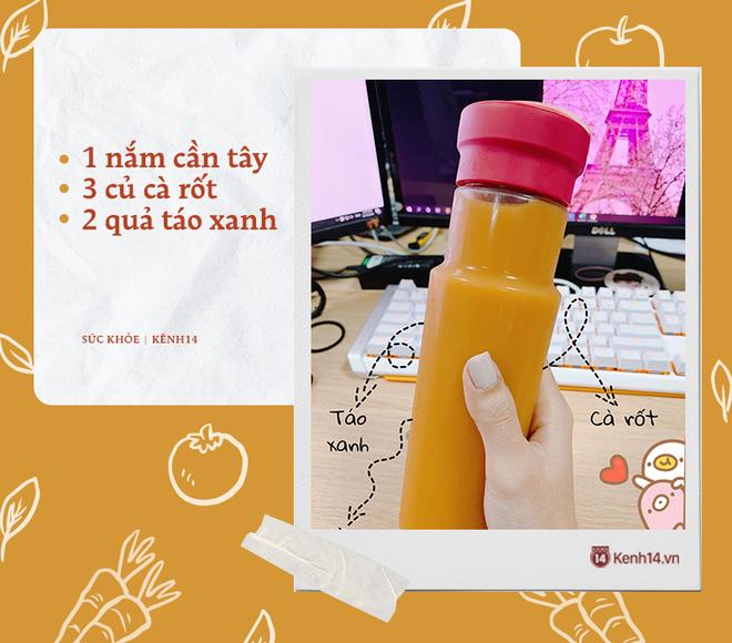 Nghe 9x Sài Gòn gợi ý 6 công thức nước detox vừa dễ làm, vừa cải thiện da dẻ và sức khoẻ không ngờ - ảnh 6