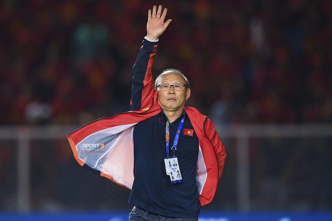 HLV Park Hang-seo: Chiến thắng này xin gửi tới toàn thể nhân dân Việt Nam - ảnh 5