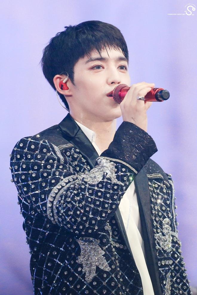 Netizen Hàn chọn ra 5 nam idol Kpop sinh ra là để làm leader: Toàn là đại diện gen 3, G-Dragon, Lee Teuk mất hút - ảnh 3