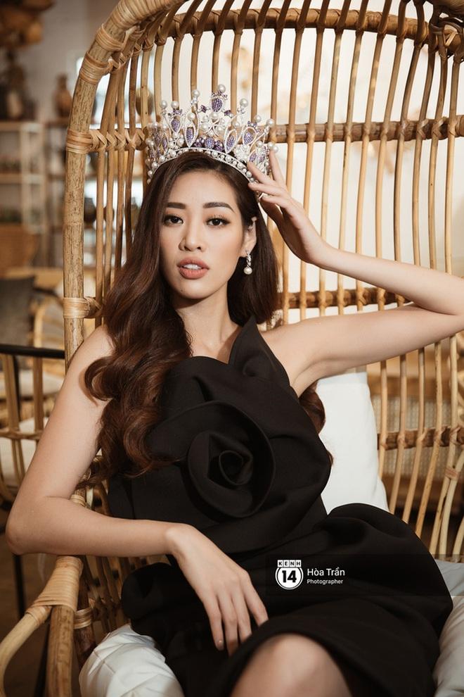Tân Hoa hậu Khánh Vân lần đầu chia sẻ cảm xúc hậu đăng quang, thẳng thắn nói về việc thành bản sao của H'Hen Niê - ảnh 7