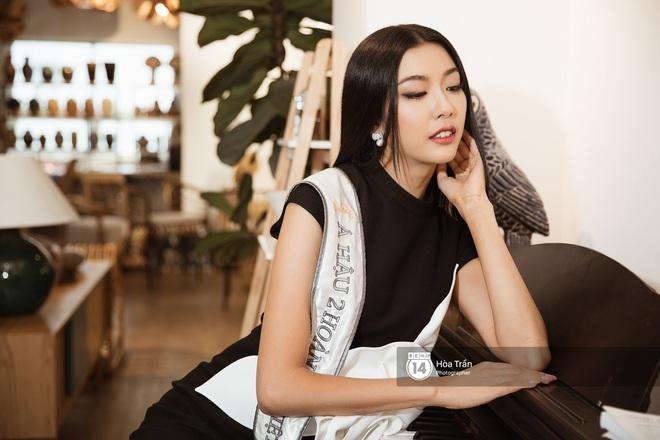 Top 3 Hoa hậu Hoàn vũ ngồi lại chia sẻ hậu đăng quang: Khánh Vân không muốn làm bản sao, Thúy Vân và Kim Duyên buồn vì không có vương miện! - ảnh 10