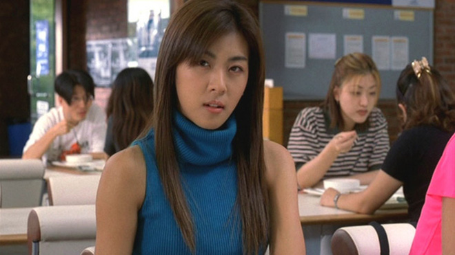 8 phim nhất định phải xem nếu trót mê Hoàng Hậu Ki Ha Ji Won: Từ đả nữ đến gái ngành chị đại không ngán vai nào! - ảnh 9