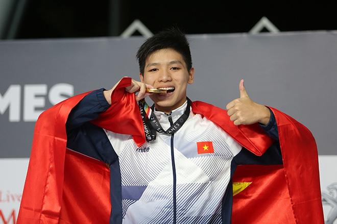 Thực hư chuyện thần đồng bơi lội Việt Nam bị đình chỉ học trước SEA Games 30 - ảnh 1