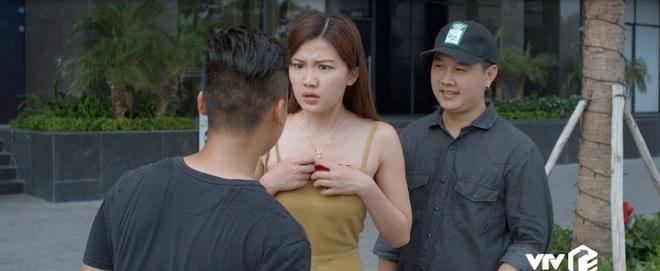 """4 màn đánh ghen kinh điển của phim Việt 2019: Linh """"đầu bò"""" và San của Hoa Hồng Trên Ngực Trái đều khiến chị em hả hê! - Ảnh 6."""