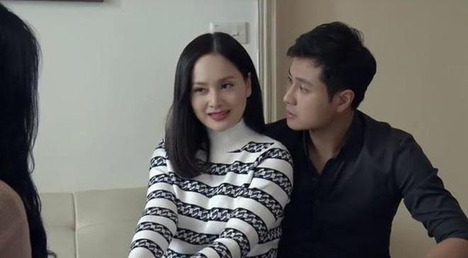 """4 màn đánh ghen kinh điển của phim Việt 2019: Linh """"đầu bò"""" và San của Hoa Hồng Trên Ngực Trái đều khiến chị em hả hê! - Ảnh 10."""