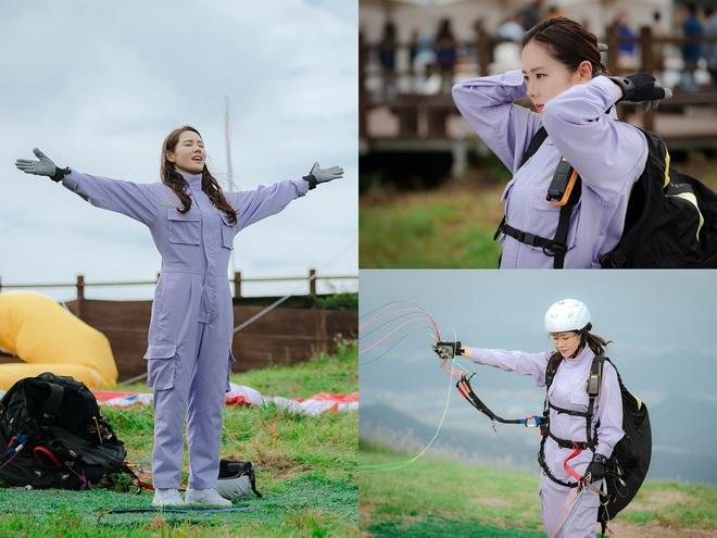 Chị đẹp Son Ye Jin hấp tấp dẫm phải mìn làm Hyun Bin đứng tim ở preview Crash Landing On You - Ảnh 1.