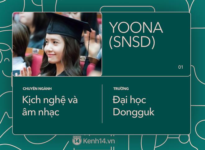 Dàn idol Kpop tốt nghiệp đại học danh tiếng: GD cân tận 2 bằng, SNSD - Suju gây bất ngờ, Tablo là cử nhân của Stanford - ảnh 1