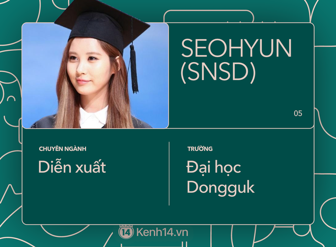 Dàn idol Kpop tốt nghiệp đại học danh tiếng: GD cân tận 2 bằng, SNSD - Suju gây bất ngờ, Tablo là cử nhân của Stanford - ảnh 5