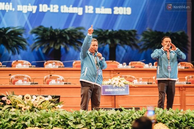 Hơn 1.000 đại biểu thanh niên ưu tú tham gia Đại hội đại biểu toàn quốc Hội Liên hiệp thanh niên Việt Nam - ảnh 3