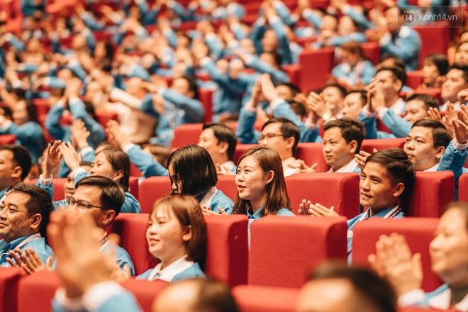Hơn 1.000 đại biểu thanh niên ưu tú tham gia Đại hội đại biểu toàn quốc Hội Liên hiệp thanh niên Việt Nam - ảnh 2
