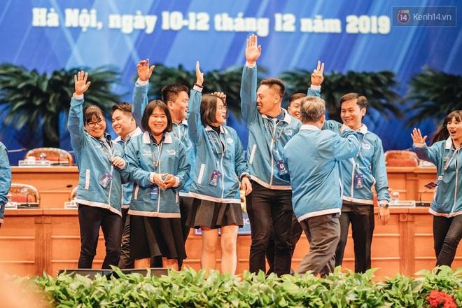 Hơn 1.000 đại biểu thanh niên ưu tú tham gia Đại hội đại biểu toàn quốc Hội Liên hiệp thanh niên Việt Nam - ảnh 8