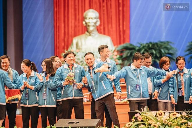 Hơn 1.000 đại biểu thanh niên ưu tú tham gia Đại hội đại biểu toàn quốc Hội Liên hiệp thanh niên Việt Nam - ảnh 6