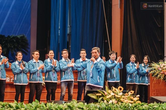 Hơn 1.000 đại biểu thanh niên ưu tú tham gia Đại hội đại biểu toàn quốc Hội Liên hiệp thanh niên Việt Nam - ảnh 5