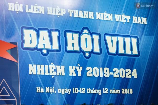 Hơn 1.000 đại biểu thanh niên ưu tú tham gia Đại hội đại biểu toàn quốc Hội Liên hiệp thanh niên Việt Nam - ảnh 4