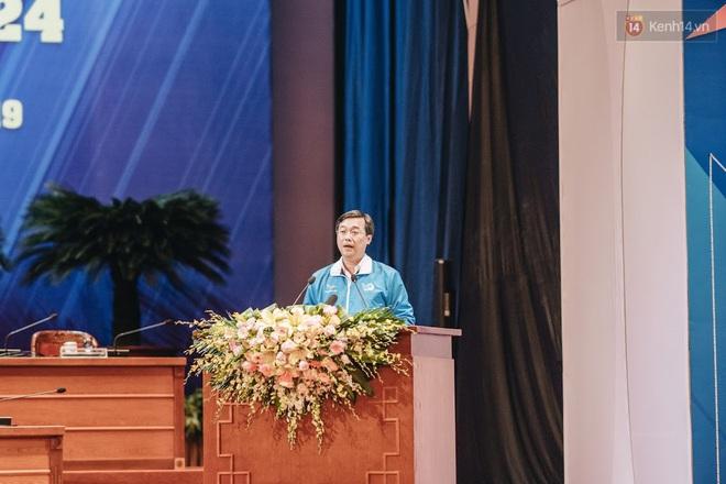 Hơn 1.000 đại biểu thanh niên ưu tú tham gia Đại hội đại biểu toàn quốc Hội Liên hiệp thanh niên Việt Nam - ảnh 10