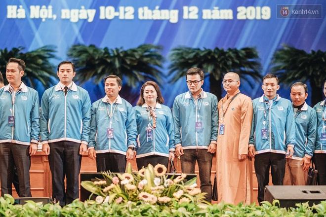 Hơn 1.000 đại biểu thanh niên ưu tú tham gia Đại hội đại biểu toàn quốc Hội Liên hiệp thanh niên Việt Nam - ảnh 13