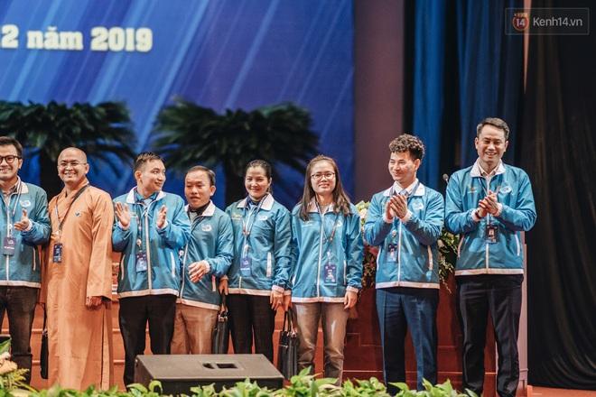 Hơn 1.000 đại biểu thanh niên ưu tú tham gia Đại hội đại biểu toàn quốc Hội Liên hiệp thanh niên Việt Nam - ảnh 12