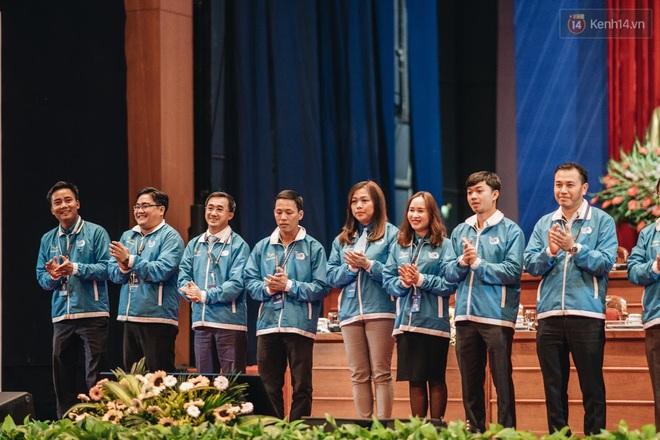 Hơn 1.000 đại biểu thanh niên ưu tú tham gia Đại hội đại biểu toàn quốc Hội Liên hiệp thanh niên Việt Nam - ảnh 11
