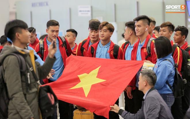 Đình Trọng, Trọng Đại thần thái ngày hội quân, U22 Việt Nam mang nguyên dàn trai đẹp sang Hàn Quốc tập huấn - Ảnh 10.