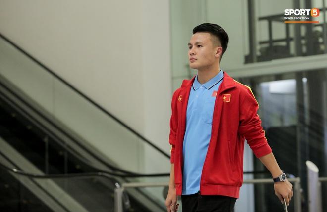 Đình Trọng, Trọng Đại thần thái ngày hội quân, U22 Việt Nam mang nguyên dàn trai đẹp sang Hàn Quốc tập huấn - Ảnh 12.