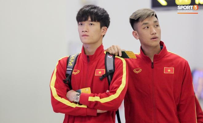 Đình Trọng, Trọng Đại thần thái ngày hội quân, U22 Việt Nam mang nguyên dàn trai đẹp sang Hàn Quốc tập huấn - Ảnh 5.