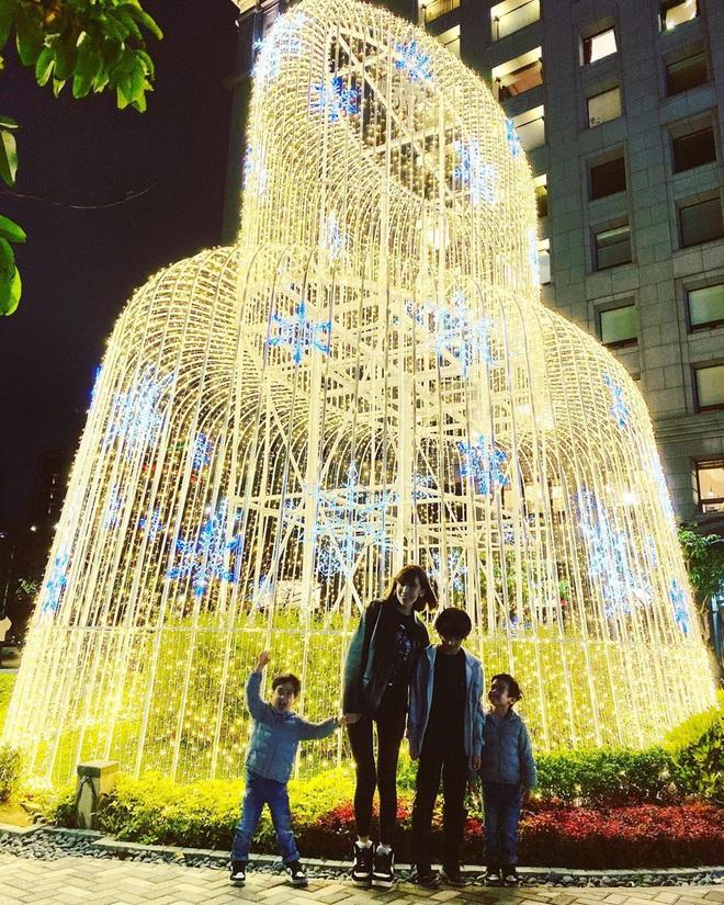 Vợ chồng Lâm Chí Dĩnh liên tục tránh chụp ảnh chung trong dịp đặc biệt, netizen lo cả hai trục trặc tình cảm - ảnh 6