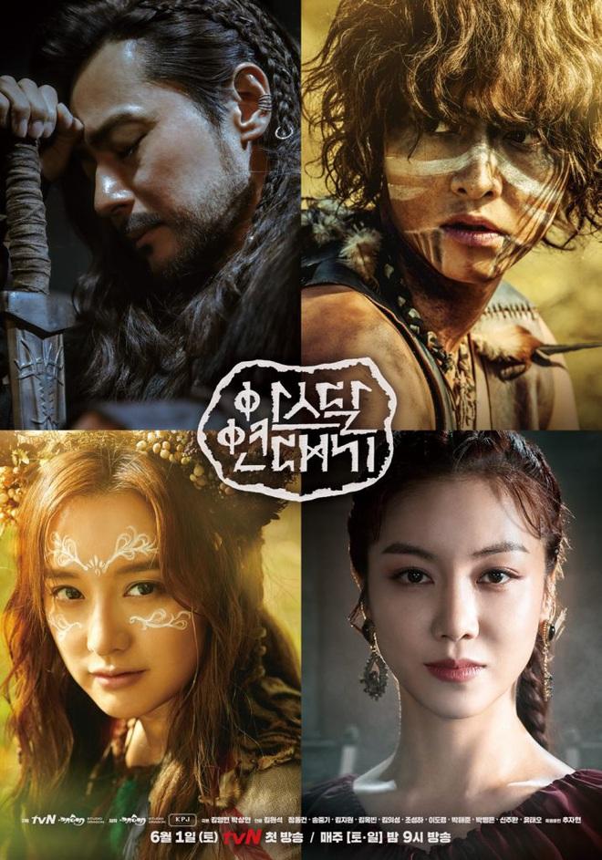 Nằm nhà ăn Tết sân si so sánh loạt bom tấn Hàn 2019: Song Joong Ki có bom tấn nghìn tỉ vẫn thua sấp mặt phim nghèo của Hyun Bin! - ảnh 4