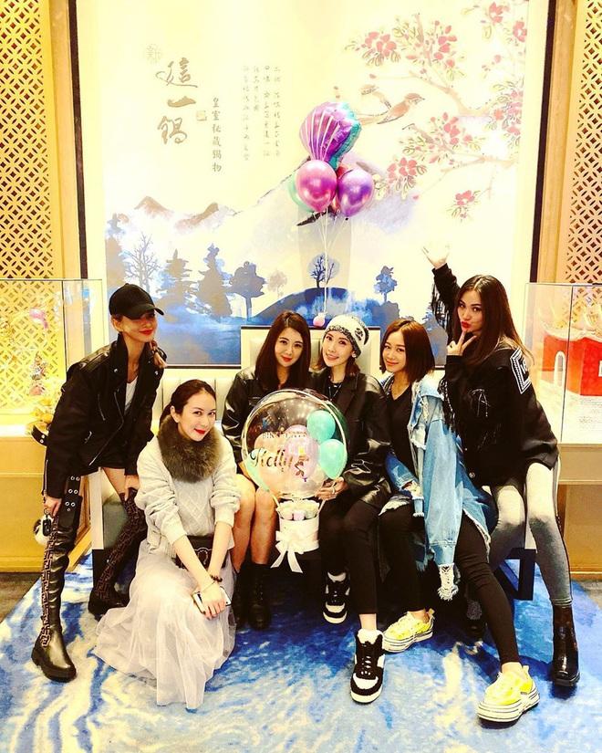 Vợ chồng Lâm Chí Dĩnh liên tục tránh chụp ảnh chung trong dịp đặc biệt, netizen lo cả hai trục trặc tình cảm - ảnh 1