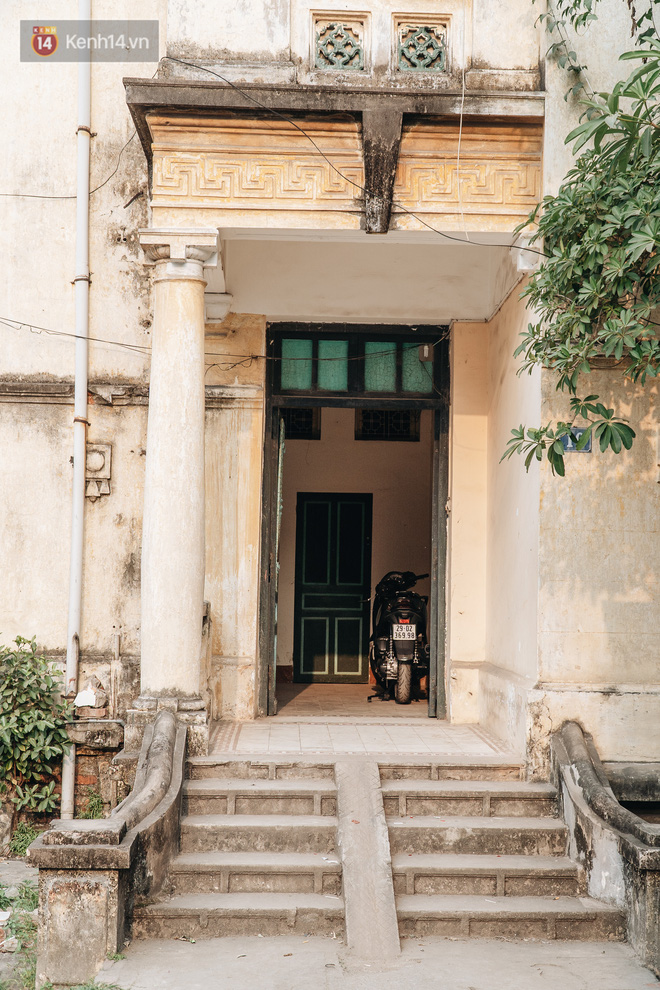 Niềm tiếc nuối của người dân sống trong toà biệt thự Pháp cổ - trạm phát sóng bản Tuyên ngôn độc lập sắp bị phá dỡ - ảnh 2