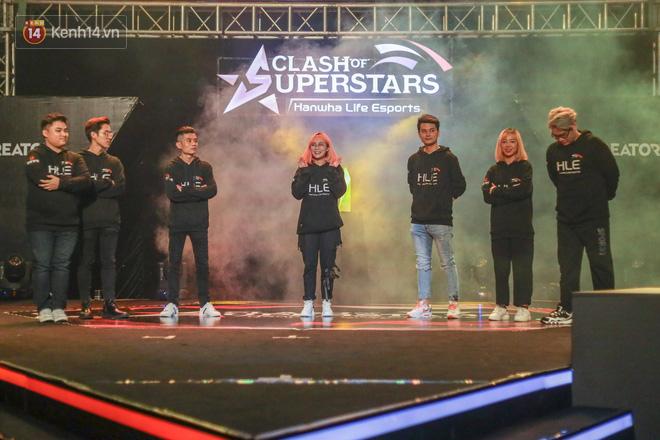 Xoài non, Fanny Trần, Hường Lulii và loạt mỹ nữ nghiêng nước nghiêng thành bất ngờ xuất hiện tại giải đấu Clash Of Superstars - Ảnh 8.
