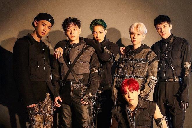 50 boygroup Kpop hot nhất hiện nay: Đối thủ không đội trời chung của BTS trở lại, top 5 gây tranh cãi vì BIGBANG bị tân binh lấn át - ảnh 2