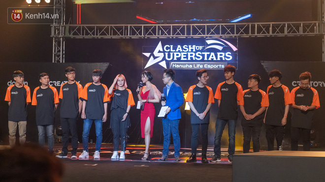 Clash Of Superstars 2019 khép lại, team trai đẹp HyNam giành giải 230 triệu đồng - Ảnh 4.
