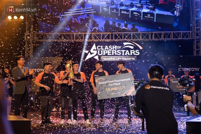 Clash Of Superstars 2019 khép lại, team trai đẹp HyNam giành giải 230 triệu đồng - Ảnh 6.