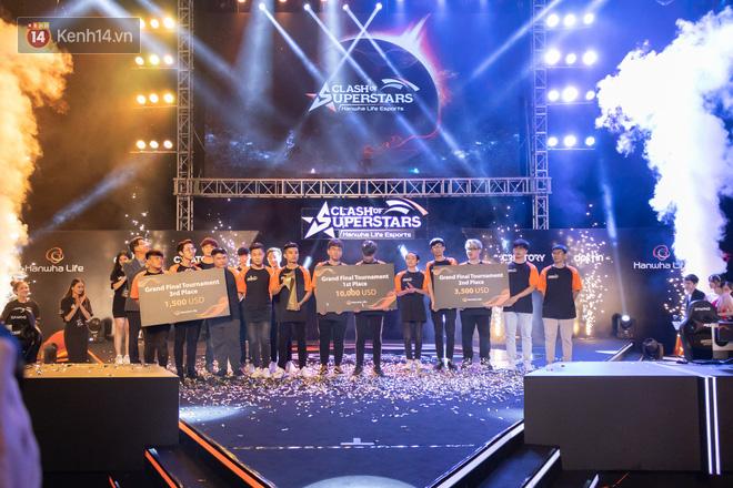 Clash Of Superstars 2019 khép lại, team trai đẹp HyNam giành giải 230 triệu đồng - Ảnh 7.