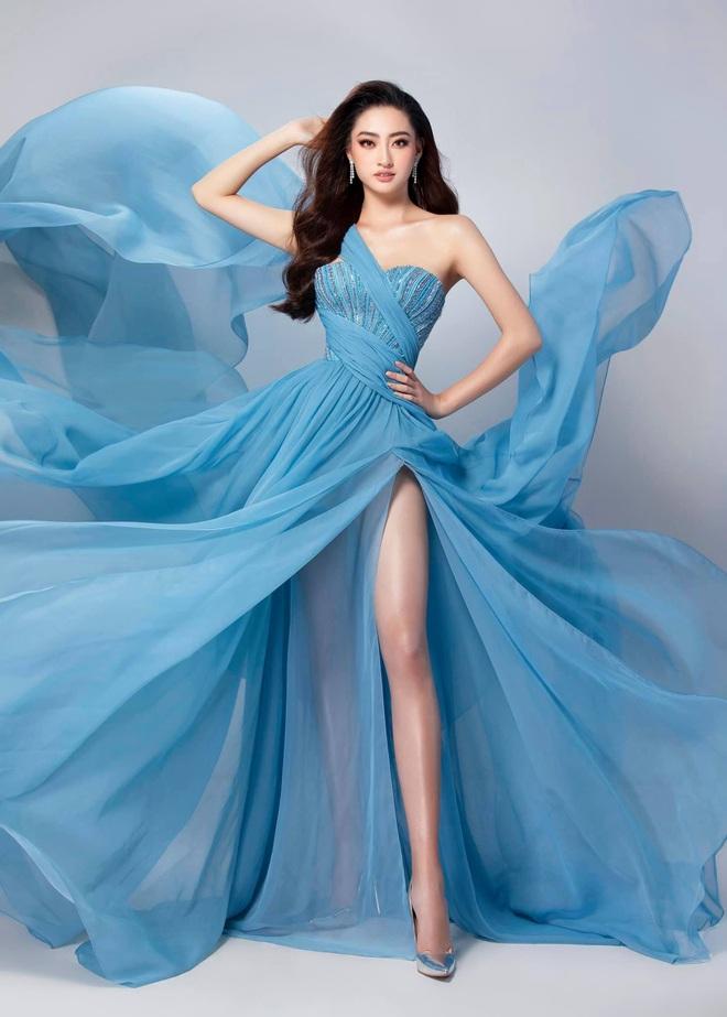 Clip Lương Thuỳ Linh nói Tiếng Anh trên sân khấu Hoa hậu Thế giới 2019: Đúng là không hổ danh dân Ngoại thương! - ảnh 4