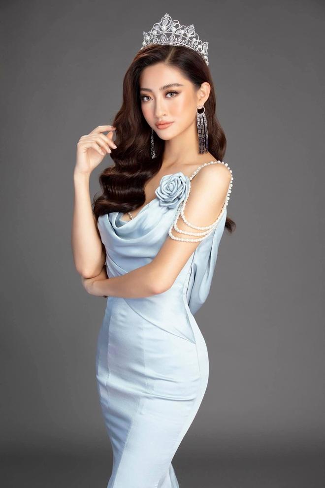 Clip Lương Thuỳ Linh nói Tiếng Anh trên sân khấu Hoa hậu Thế giới 2019: Đúng là không hổ danh dân Ngoại thương! - ảnh 12