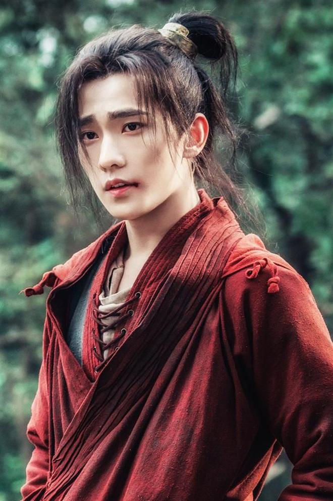Netizen Trung réo tên Dương Dương và mỹ nam Trần Tình Lệnh vào top 4 trai đẹp cổ trang thế hệ mới - ảnh 5