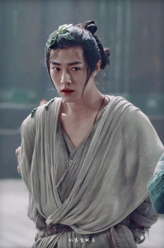 Netizen Trung réo tên Dương Dương và mỹ nam Trần Tình Lệnh vào top 4 trai đẹp cổ trang thế hệ mới - ảnh 11