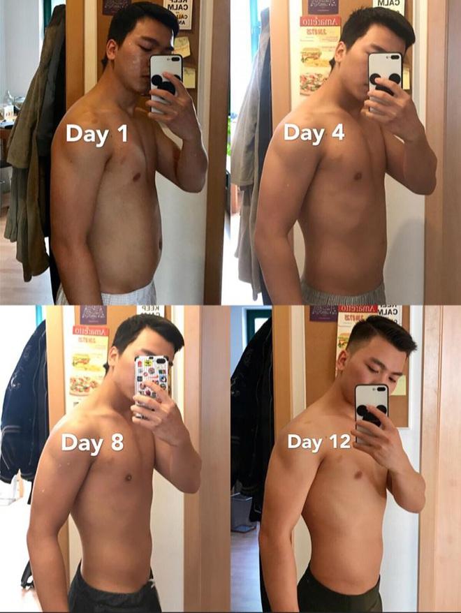 Trai đẹp Sài Thành chia sẻ công thức detox 12 ngày vừa giúp giảm cân, bụng phẳng, vừa làm da láng mịn - ảnh 7