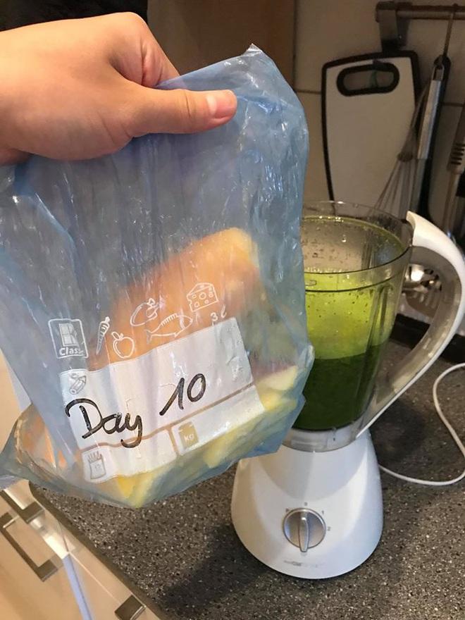 Trai đẹp Sài Thành chia sẻ công thức detox 12 ngày vừa giúp giảm cân, bụng phẳng, vừa làm da láng mịn - ảnh 14
