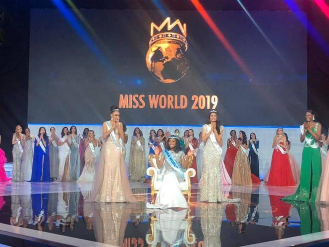 Người đẹp Jamaica đăng quang Miss World 2019: Học chuyên ngành Tâm lý tại Mỹ, giọng hát khủng là điều gây ấn tượng nhất - ảnh 3