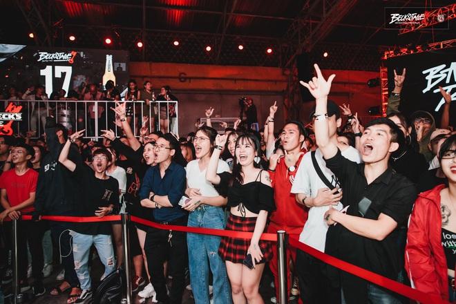 Beck'Stage Unexpected Rap Fest: Một đêm quá nhiệt, quá vui của dân ghiền rap! - ảnh 4
