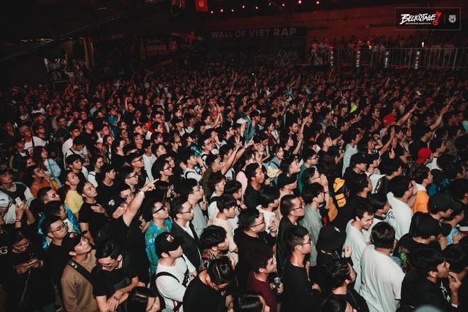 Beck'Stage Unexpected Rap Fest: Một đêm quá nhiệt, quá vui của dân ghiền rap! - ảnh 7