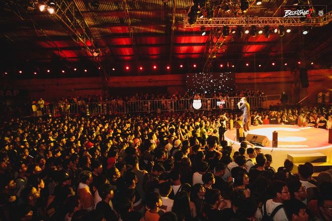 Beck'Stage Unexpected Rap Fest: Một đêm quá nhiệt, quá vui của dân ghiền rap! - ảnh 8
