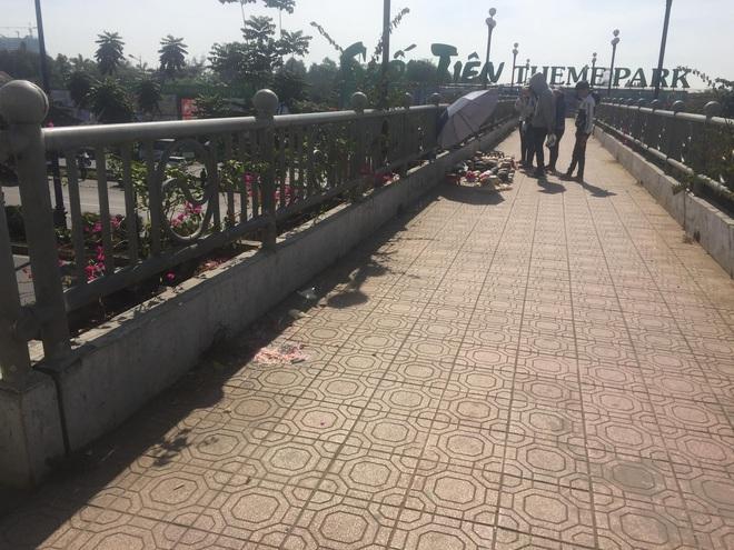 Nữ sinh viên Học viện Thanh thiếu niên Miền Nam tử vong bất thường trên cầu bộ hành Suối Tiên - Ảnh 2.