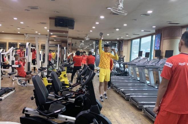 Ngày thứ 2 của U23 Việt Nam tại Hàn Quốc: Sáng ôn đấu pháp, chiều rèn thể lực - ảnh 2