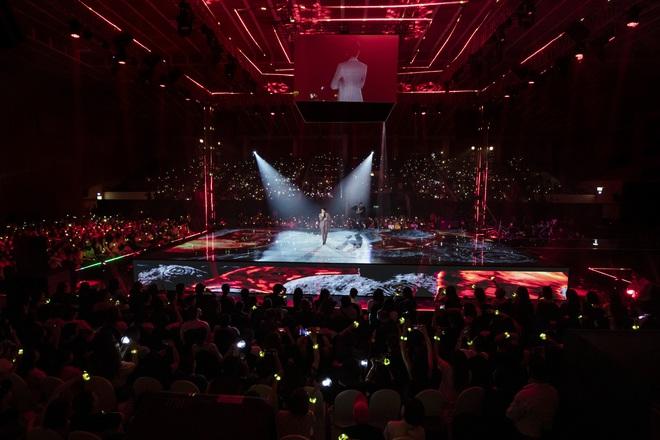 Inner Me Concert của Vũ Cát Tường: từ chú báo khổng lồ, xe hơi đồ chơi đến một trái tim vẹn nguyên với âm nhạc sau 6 năm! - ảnh 3